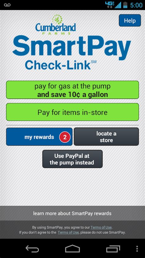 Check Cumberland Farms Gift Card - cumberland farms smartpay android apps on google play