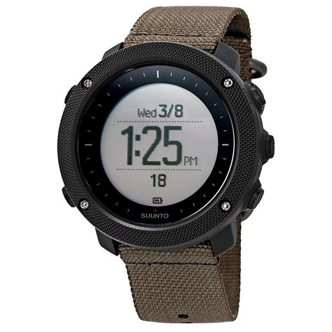 best outdoors watches suunto traverse alpha foliage s outdoors