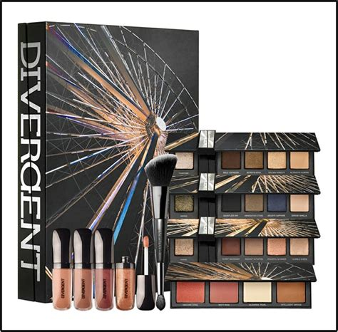 sephora to release divergent makeup collection favorite