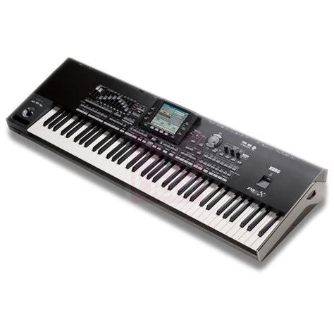 Keyboard Korg Pa Series korg pa3x 76 image 379720 audiofanzine