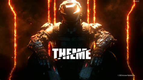 themes ps4 black ops 3 call of duty black ops 3 official main menu theme ost