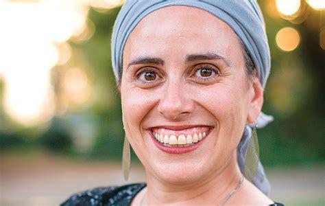 website hostings female orthodox face jewish journal