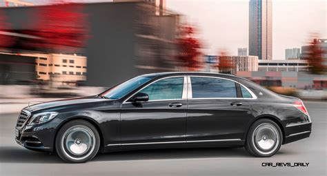 maybach car 2015 2015 mercedes maybach s600 brings royal upgrades to new