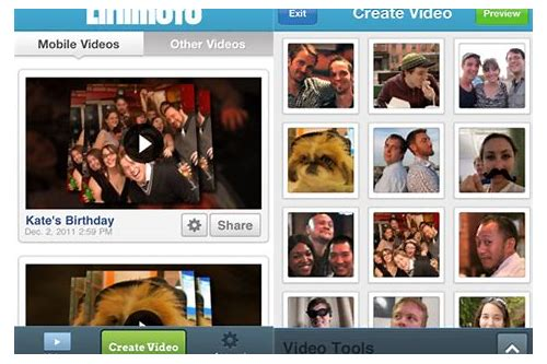 download animoto video to iphone