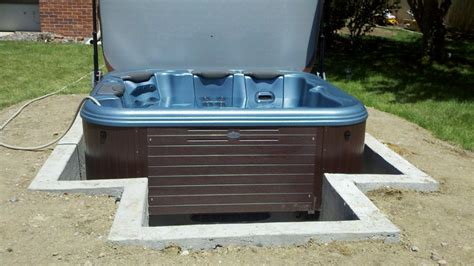 in ground tub 17 best images about colorado tubs on