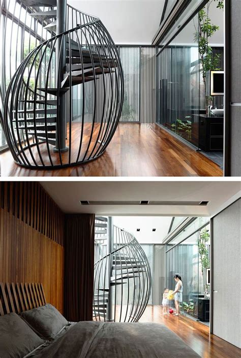 corrimano per scale a chiocciola corrimano e ringhiere per scale dal design moderno scale
