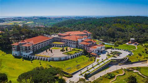 luxury hotel in sintra portugal near lisbon penha longa