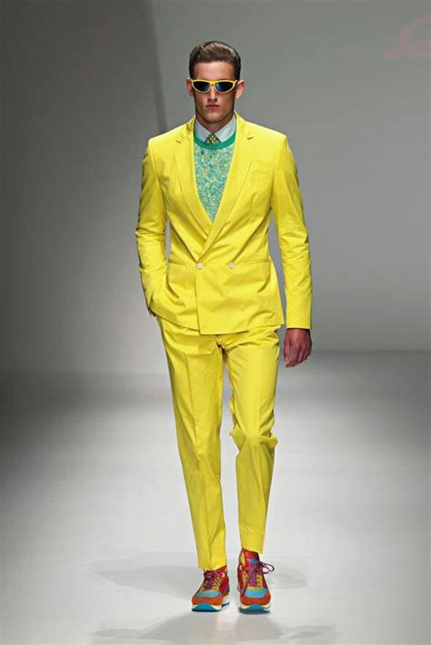 colorful suits yellow neon suit colorful shoes s guide to fashion