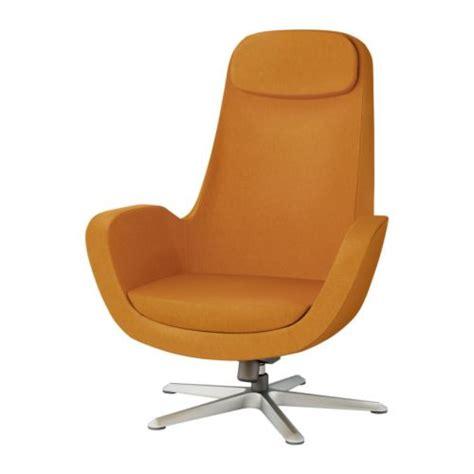 2407881885 Fa5a61e438 Jpg Orange Swivel Chair