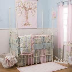 birds crib comforter carousel designs