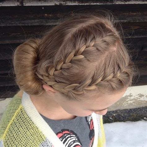 french braid hairstyles for tweens 40 cute and cool hairstyles for teenage girls