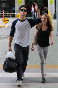 Dylan o brien and britt robertson in vancouver pictures