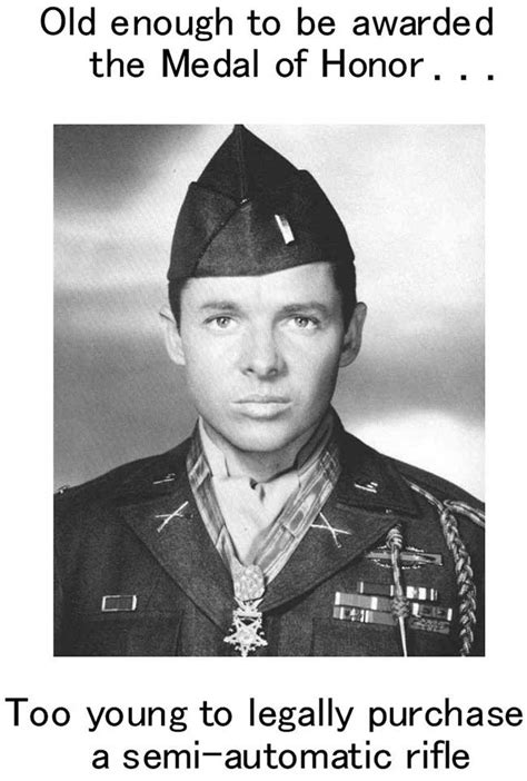 Audie Murphy Story by Proposed Age Limit On Guns In The Time Of Audie Murphy