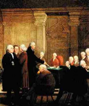 declaration and resolves of the first continental congress