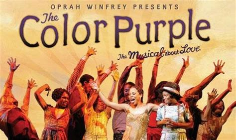 the color purple musical book 5 amazing books that became even better musicals