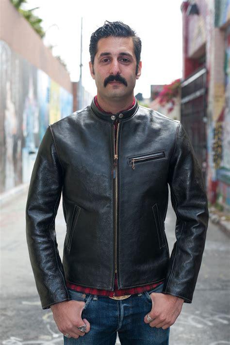 Vest Zipper Hoodie Deus Y74w fh horsehide leather zip jacket