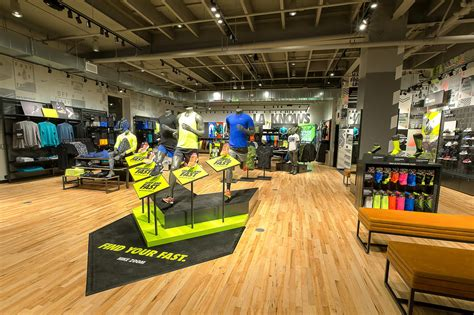 running shoe stores los angeles nike opens west coast flagship in la news retail 570835