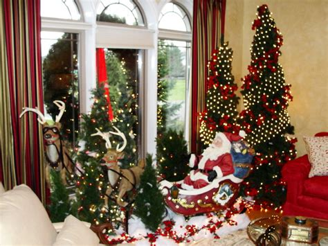 christmas tree home house shop offices decoration ideas