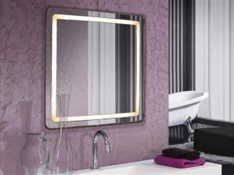 espejos  banos espejos de bano  luz led youtube