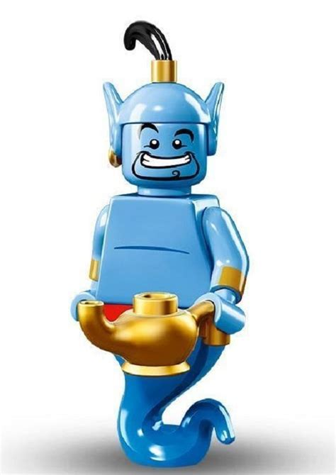 Lego Disney Minifigure Genie genie from lego disney minifigure series
