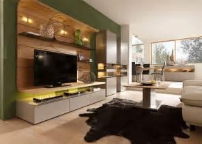 meuble tv bois massif moderne artzein