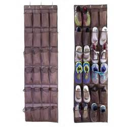 door hanging shoe organizer 24 pockages over the door hanging shoe organizer mesh