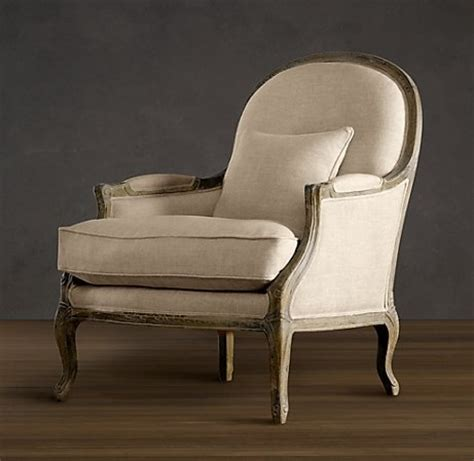 restoration hardware lyon chair for the home