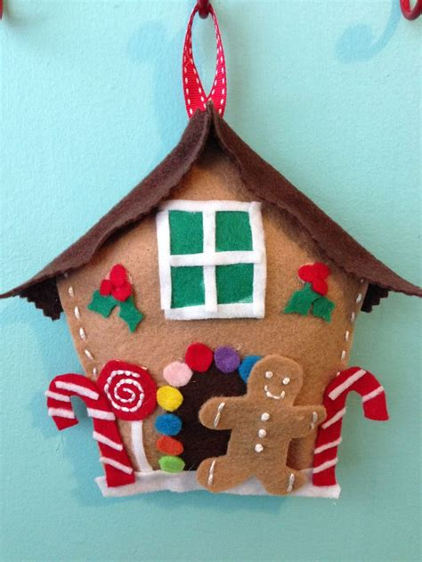 gingerbread house craft for 240 best gingerbread boys and felt crafts images on