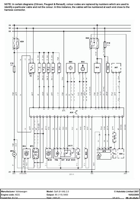 mk3 golf gti wiring diagram efcaviation