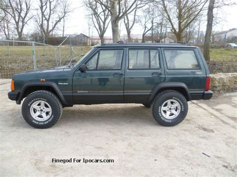 1993 Jeep Grand For Sale Jeep Grand 2 5 1993 Technical Specifications
