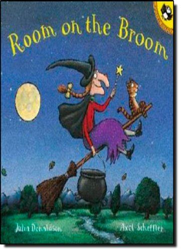 room on the broom book room on the broom book