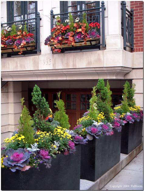 Fall Container Garden Ideas Gardens Ideas Autumn Garden Gardens Decor Fall Planters Gardens Design Ideas Balconies