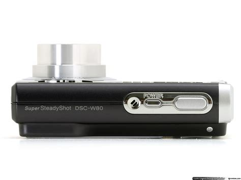 Top W80 sony cyber w80 review digital photography review