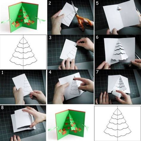 cool pop up cards to make how to make cards step by step diy tutorial