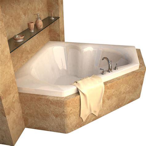 cascade corner soaking bathtub traditional bathtubs