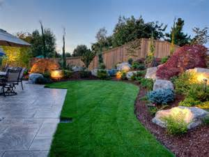 Backyard Landscape Designs by Best 25 Side Yard Landscaping Ideas On Pinterest Simple