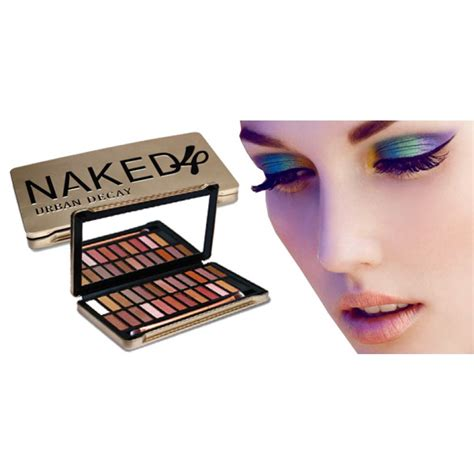Naked4 4 Eyeshadow Decay 3 buy naked4 24 color eyeshadow palette by decay in