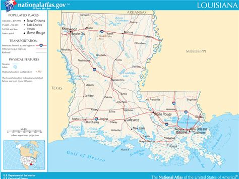 louisiana map capital louisiana map blank political louisiana map with cities