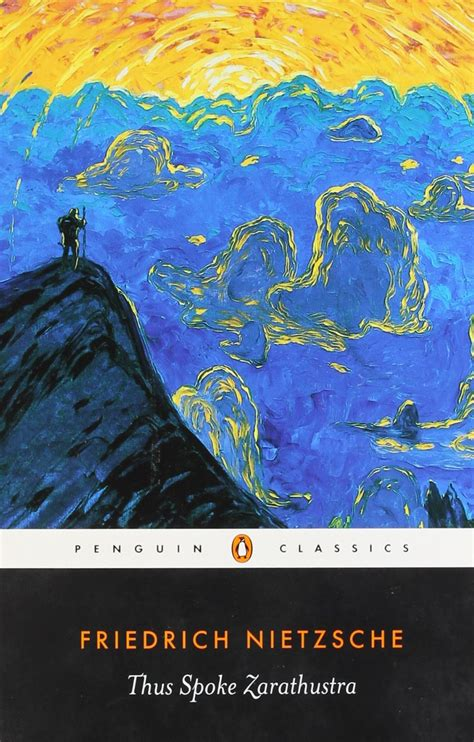 Thuõ S Thus Spoke Zarathustra Read The Booklist