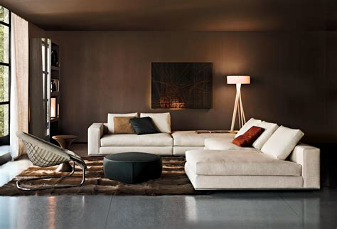 minotti home design products hamilton lounge sofas from minotti architonic