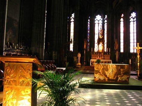 Photo à Clermont Ferrand (63000) : Cathédrale N.D Assomption le choeur Clermont Ferrand