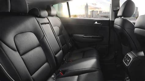 suv interior space comparison autos post