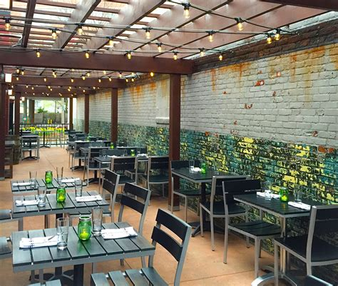 Restaurant Patio by Boston S Best Outdoor Dining 52 Top Patios Decks More
