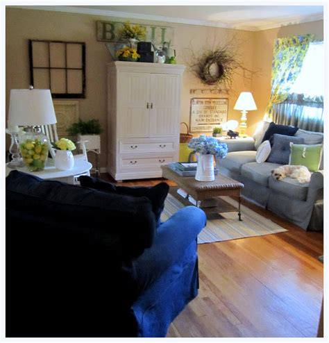 Country Cottage Living Room by The Corson Cottage Quaint Country Cottage Living Room Update At S