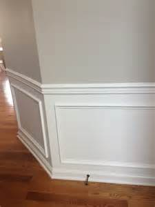 chair rail molding nest - Chair Rail Molding