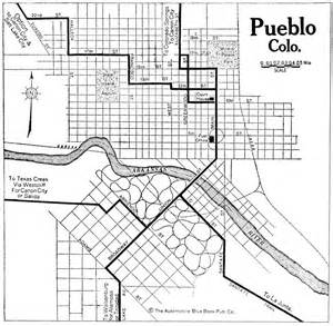 maps pueblo colorado colorado city maps at americanroads