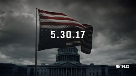 house of cards 5 the official trailer for house of cards season 5 is here filmoria