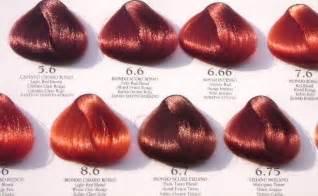 mahogany hair color chart shades of red hair color 6 66 intense red ɨɲ ρɨяąţɨ ɲ