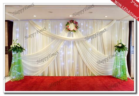 Aliexpress Wedding Decoration by Background Curtain Decoration Curtain Menzilperde Net