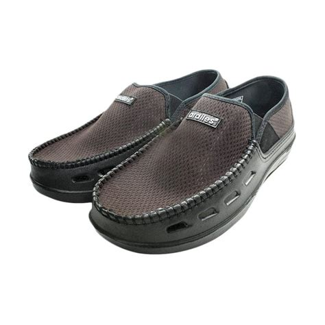 Ardiles Sepatu Slip On Mario Brown jual ardiles octoa sepatu slip on pria brown